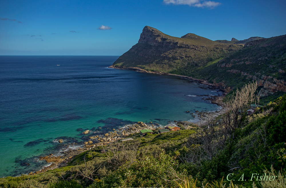 False Bay and Cape of Good Hope
