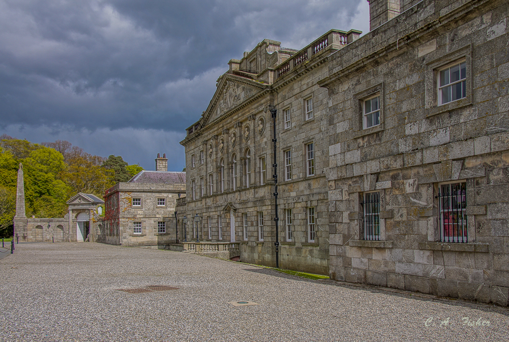 Powerscourt Main House