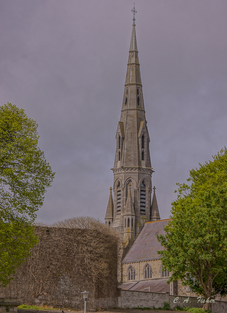 St. Patrick's Church Steeple