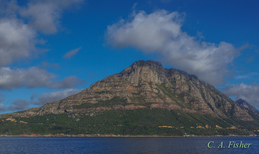 The Cape of Good Hope Mountains