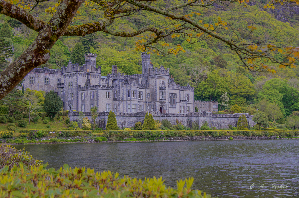 Kylemore Abbey (Castle)