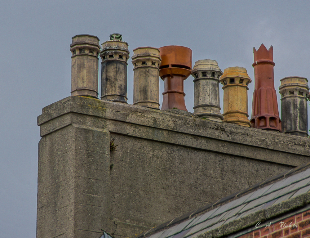 Roof Chimneys