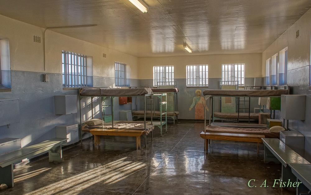 Robben Island Low Security Dorm