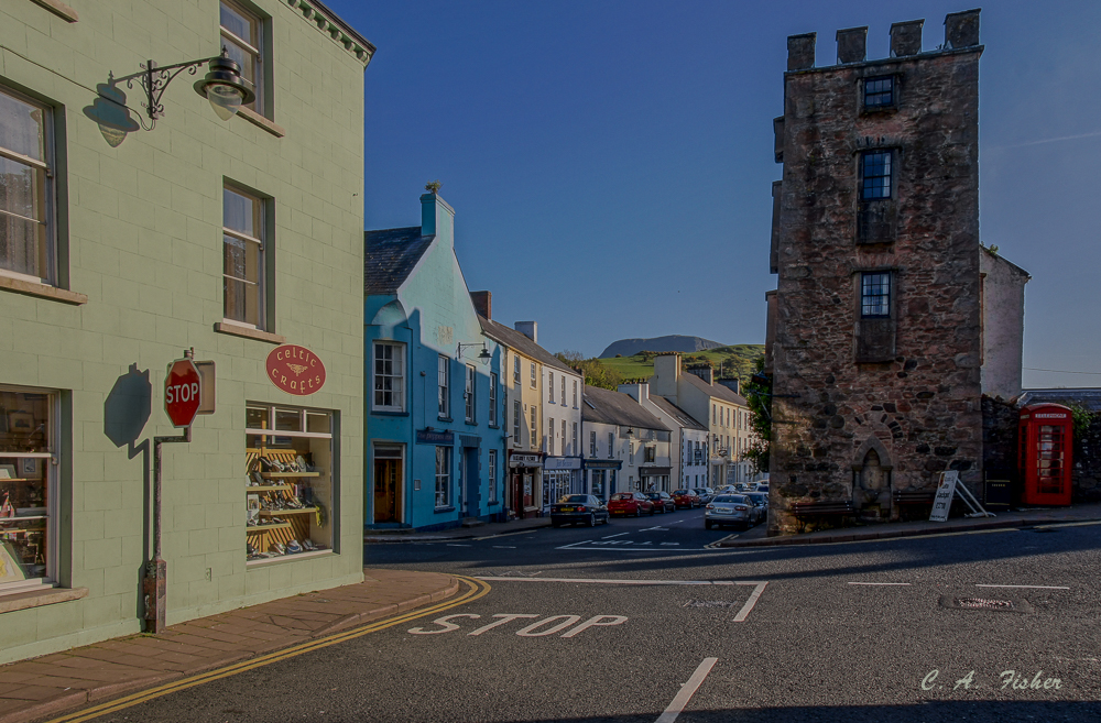 The Streets of Cushendal