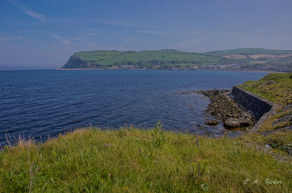 Coastline North of Glenarm