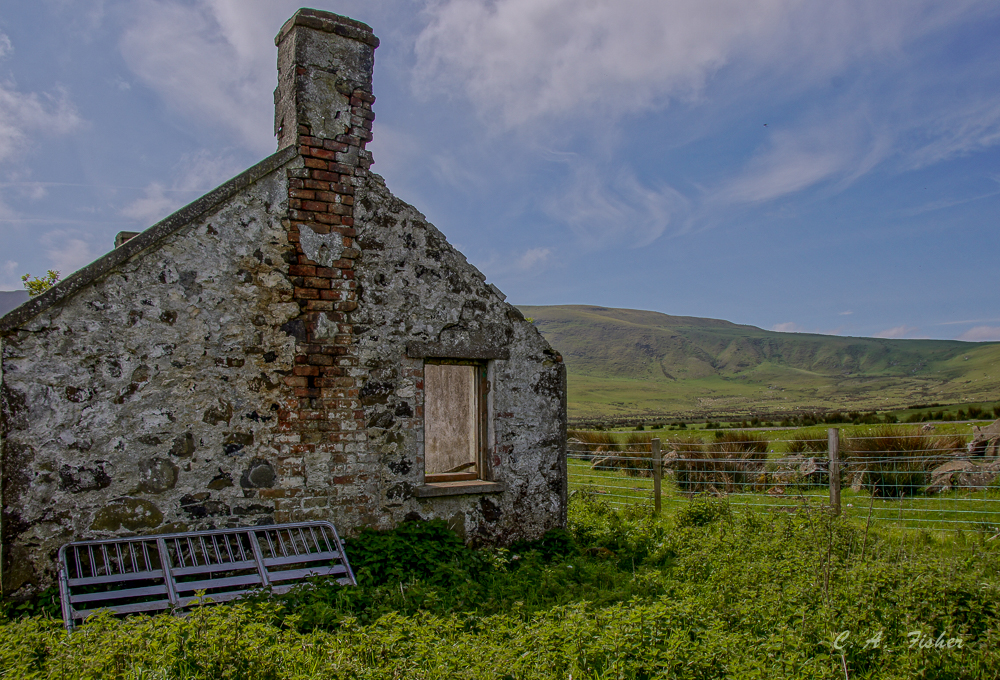 Old Farmhouse on Ballycoose Rd