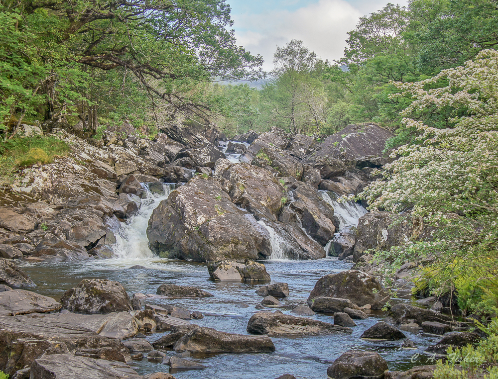 Falls on the Riverowenreagh