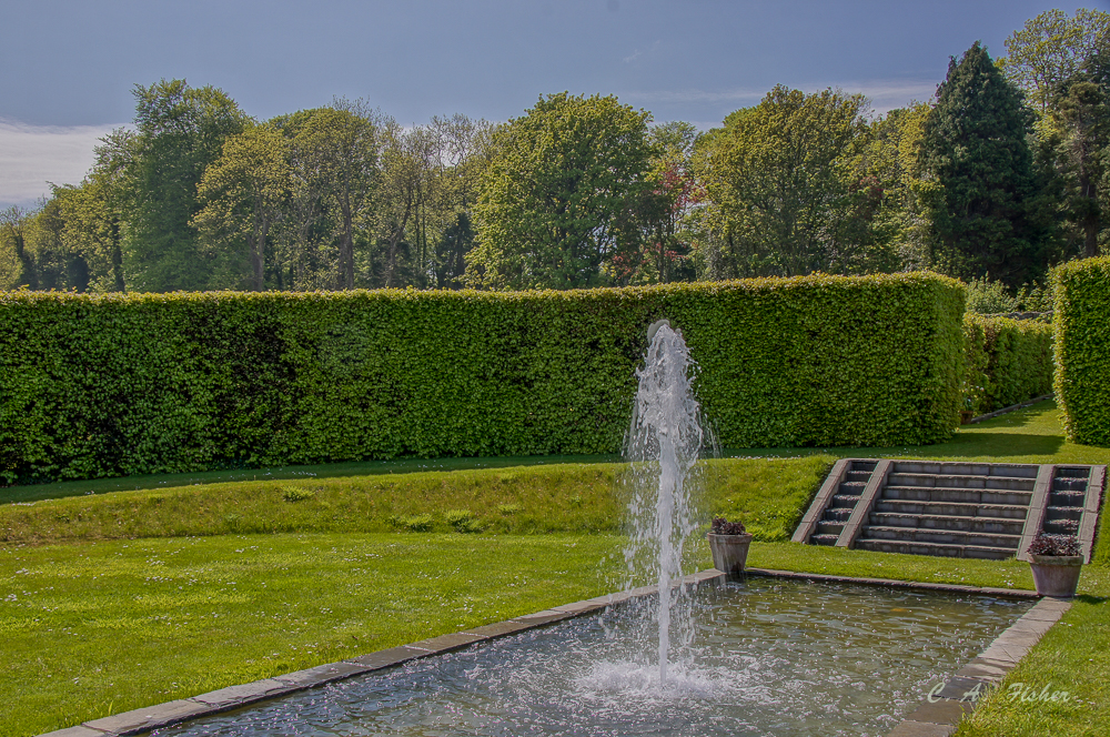 Castle Garden Fountain