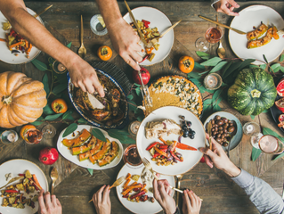 Food and Emotional Regulation: Navigating the Holidays Mindfully