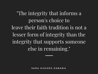 Reconsidering Integrity