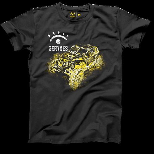 Camiseta Sertões - Campeões UTV