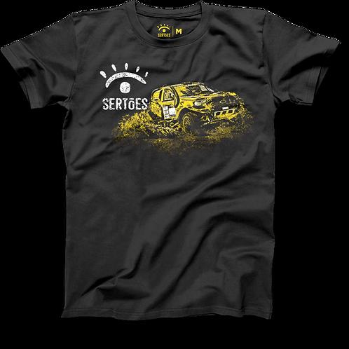 Camiseta Sertões - Campeões Carros