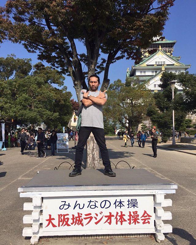 PROTY BOSS OSAKA Osaka Castle