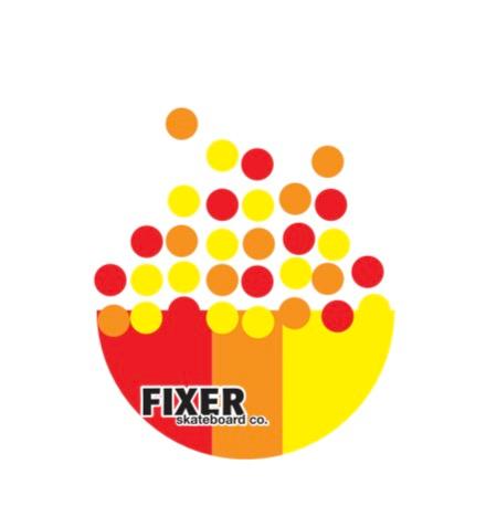 Fixer skateboards(フィクサースケートボード)