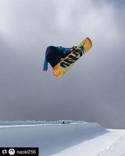 SNOWBOARD NAOKI HARADA