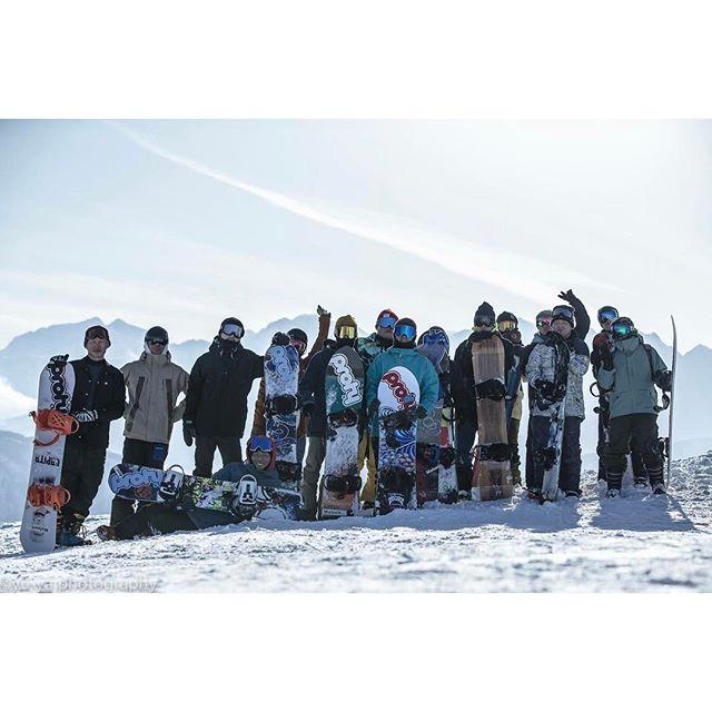SNOWBOARD TOUR HAKUBA
