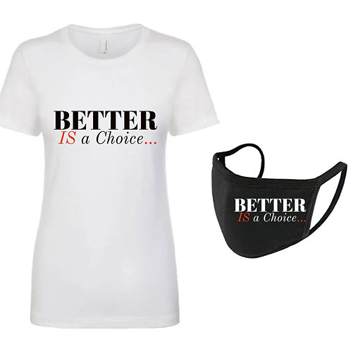 Better is a Choice