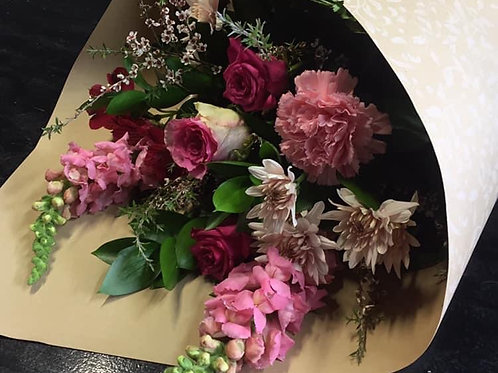 Mixed Seasonal Bouquet