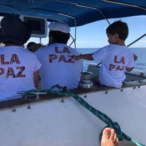Familia marinera