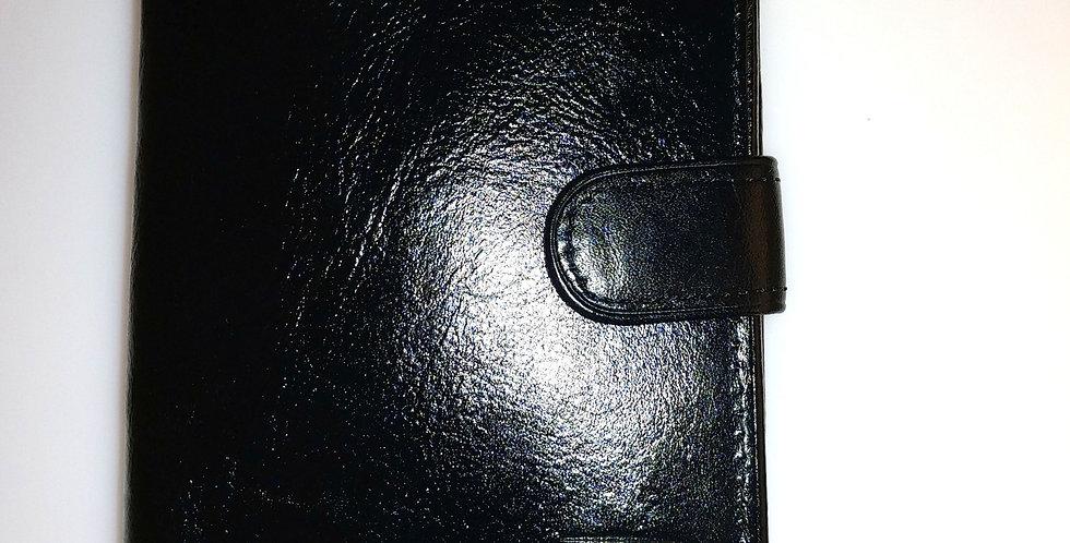 Portfel męski skórzany ALBATROSS czarny