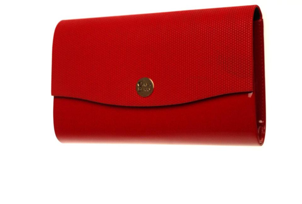 Kopertówka Carla Berry czerwona