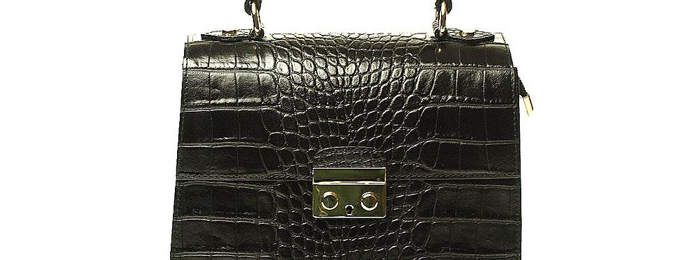 Luksusowy kuferek skórzany włoskiej firmy VEZZE