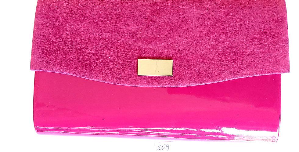 Kopertówka Carla Berry różowa