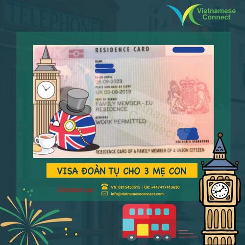 L's family Visa