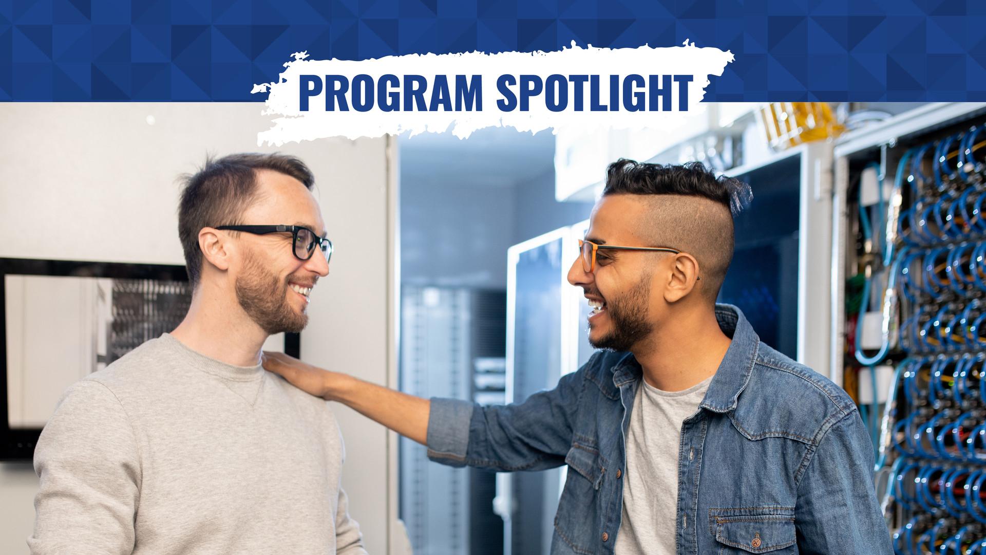 Instagram Post Example - Program Spotlight 1