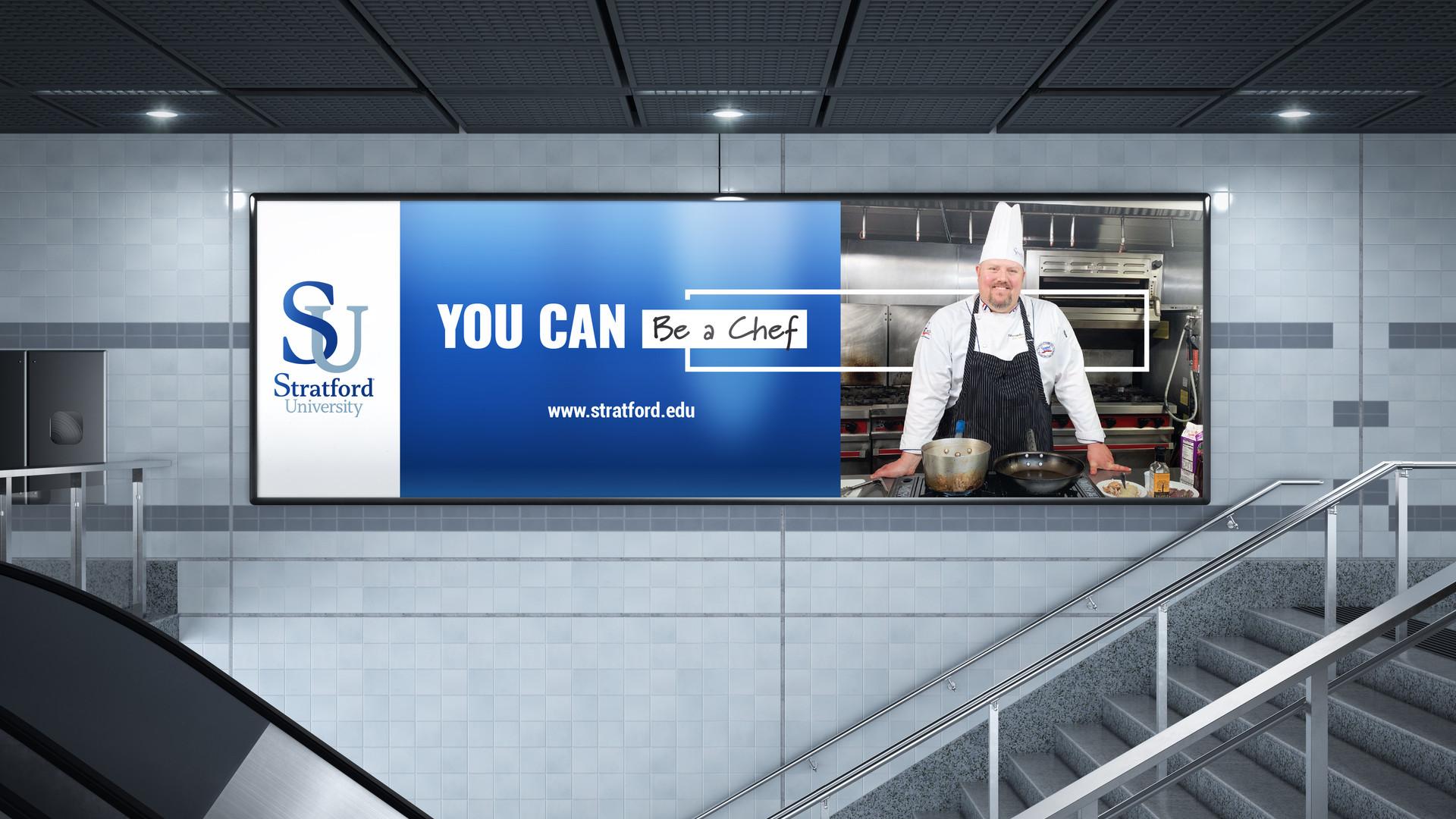 YOU CAN— Metro Billboard