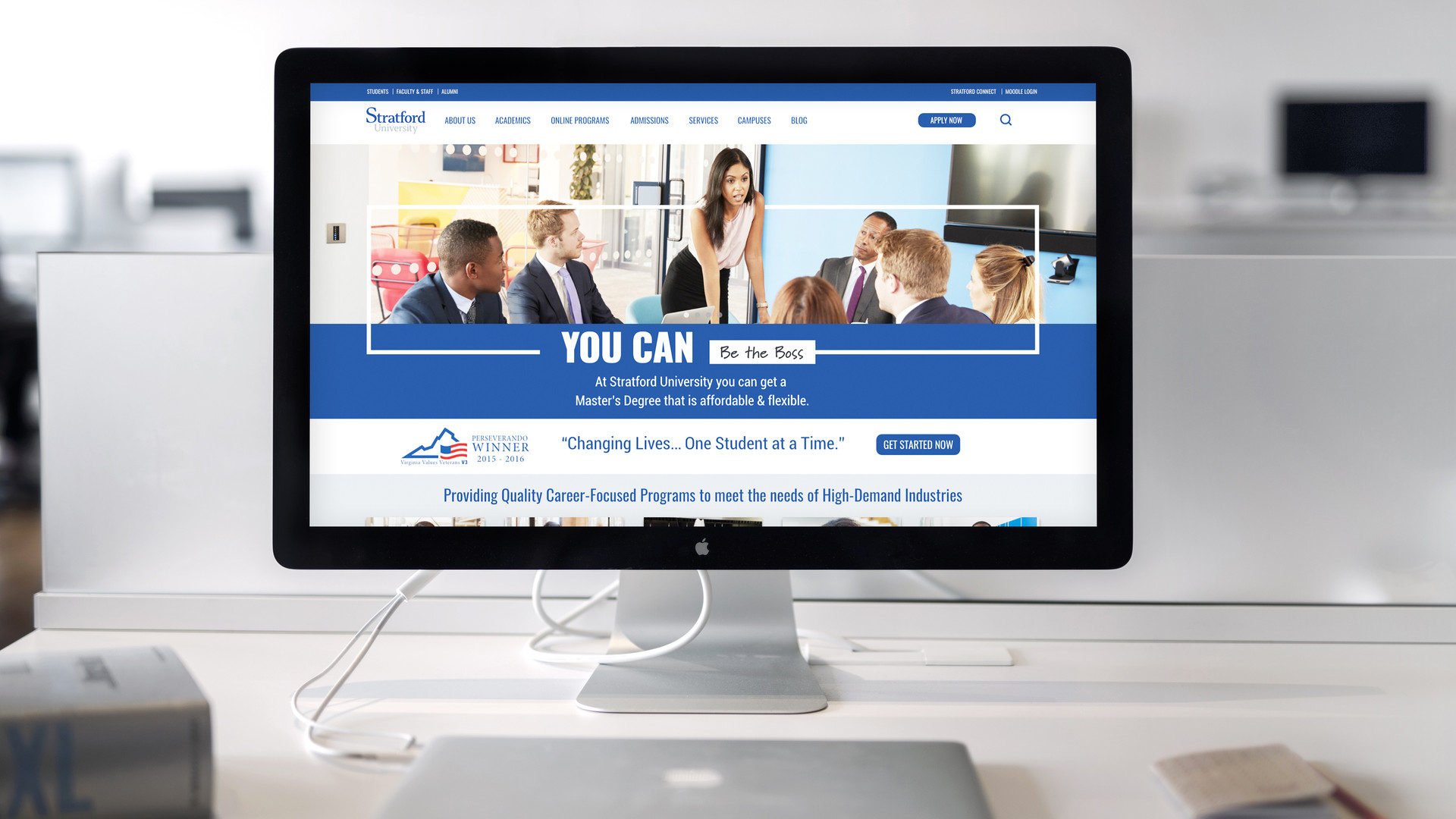 Website Page— Homepage