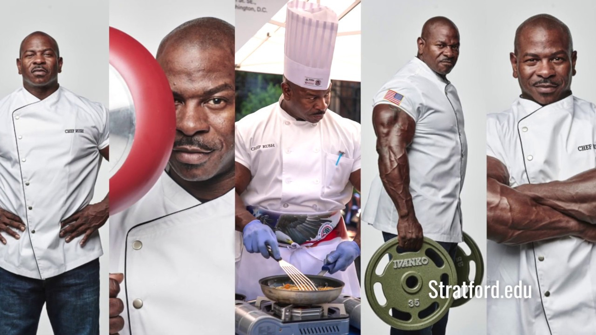 YOU CAN— Chef Rush 2
