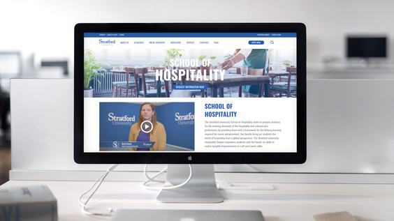 Website Page— Program Page