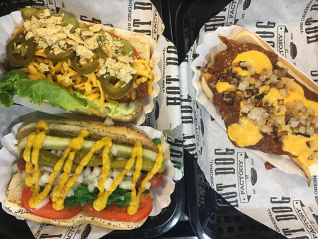 Restaurant Spotlight – The Original Hot Dog Factory