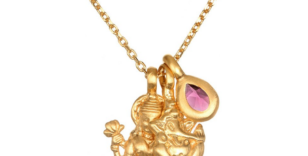 Generous Prosperity Lakshmi Necklace