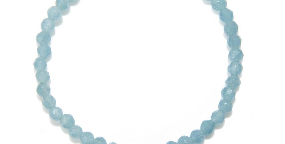 Angelite Canopy Stretch Bracelet