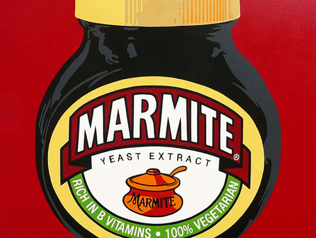 A very short history of Marmite (or: How I learned to stop worrying and love the black death)