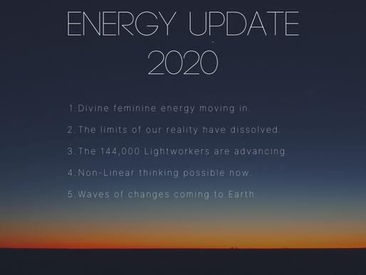Energy Update 2020