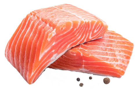 5lbs Fresh Wild Coho Salmon $18.00lb