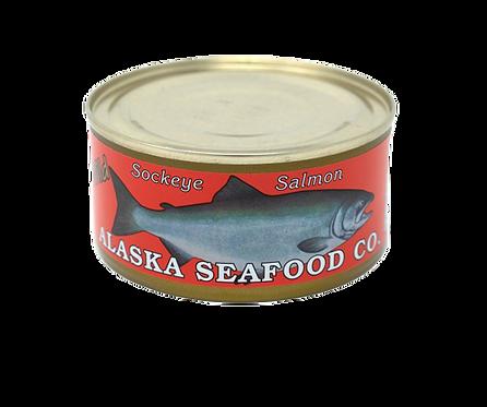 6 oz. Canned Sockeye Salmon