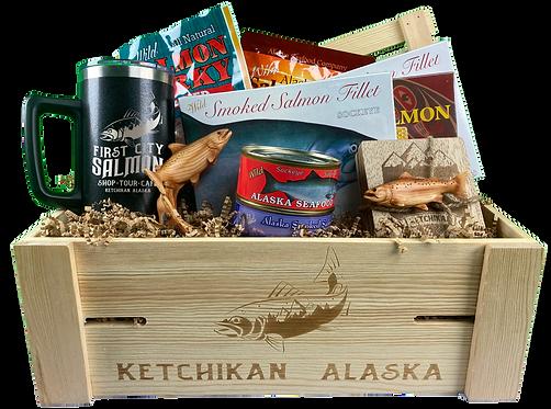 Medium Gift Crate B
