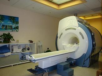 Equipo de Resonancia Magnética