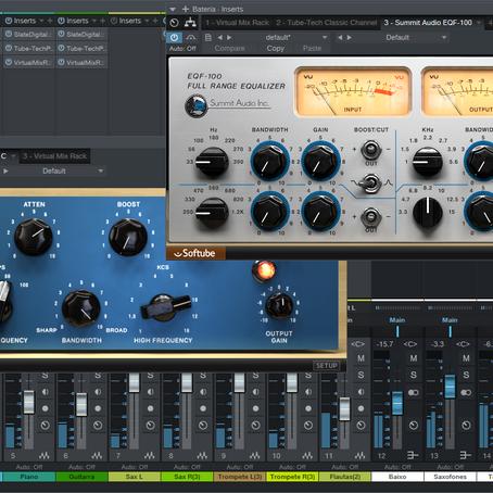 Qual o Melhor Equalizador para uma Mixagem?