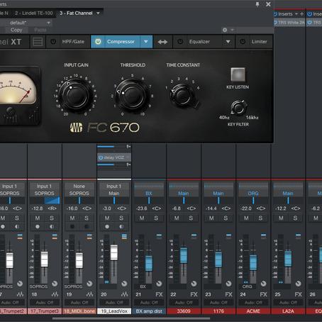 Por que usar uma Controladora durante a Mixagem?
