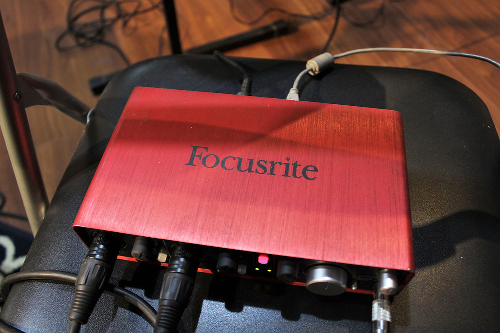 focusrite 2i4