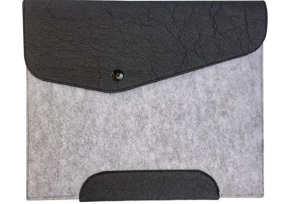 iPad/tablet & travel sleeve - Pineapple Leather & PET