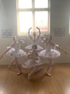 Over 13 Ballet Eisteddfod