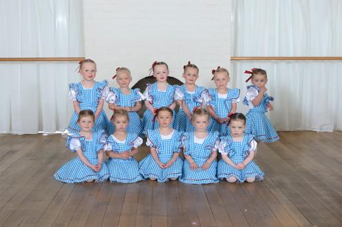 Baby Ballerinas - Thursday