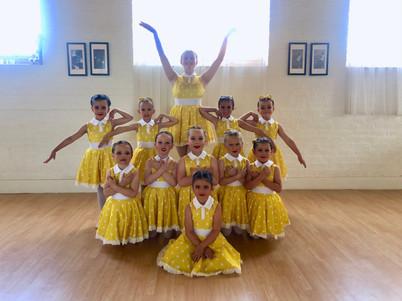 Prep Ballet