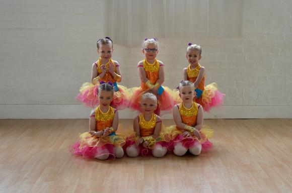 Tuesday Baby Ballerina